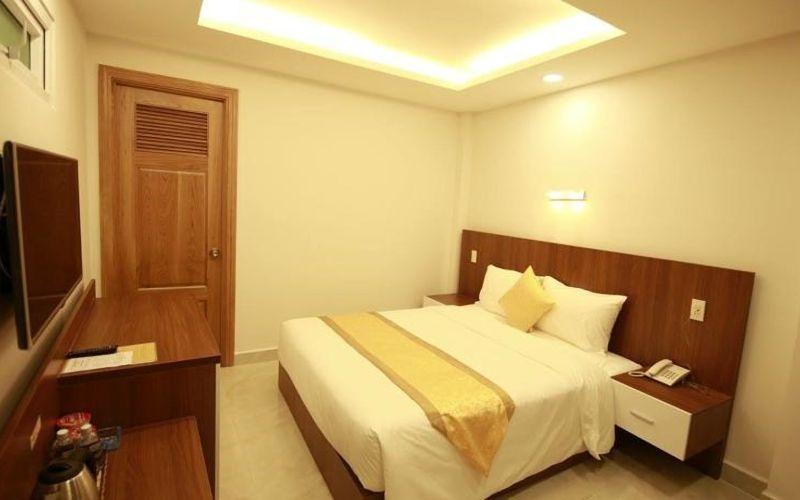 Phòng Standard Double Khách sạn Kim Hoa Đà Lạt