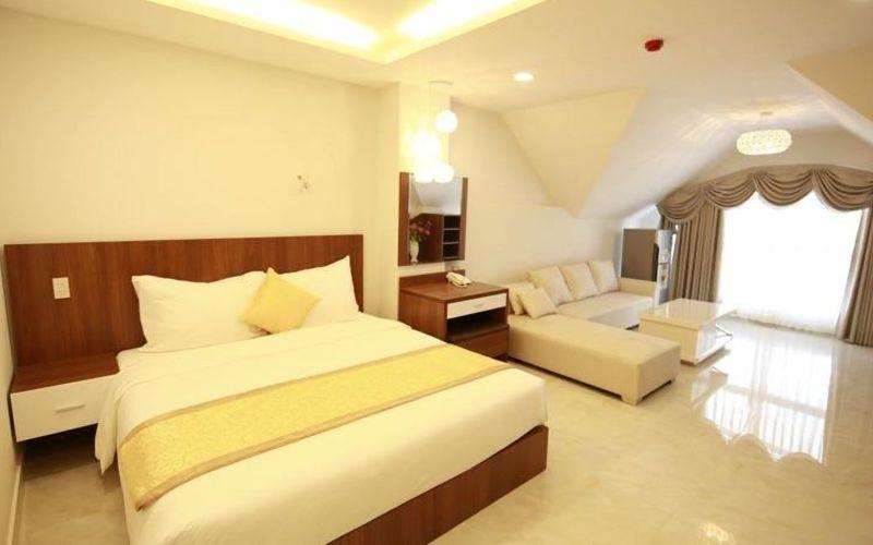 Phòng Suite VIP Khách sạn Kim Hoa