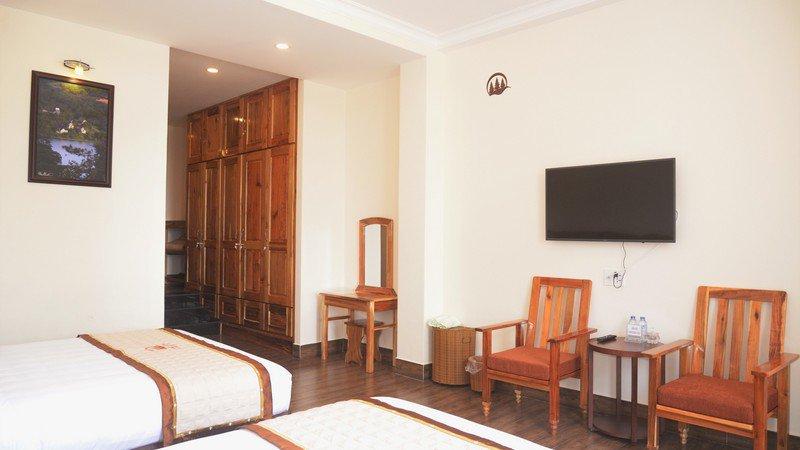Phòng Superior Family Khách sạn Lake View Đà Lạt