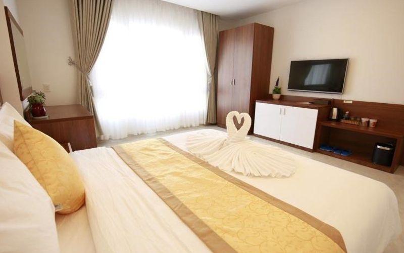 Phòng Superior Giường đôi khách sạn Kim Hoa