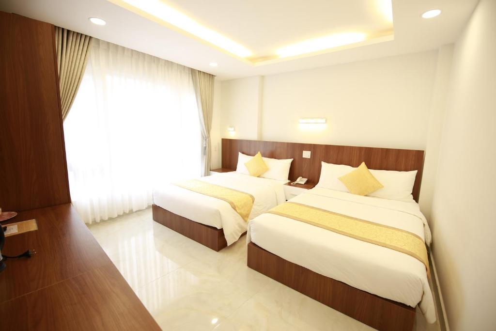 Phòng Superior quard Khách sạn Kim Hoa