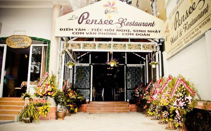 địa chỉ khách sạn La Pensee Đà Lạt