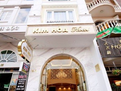 Địa chỉ khách sạn Kim Hoa