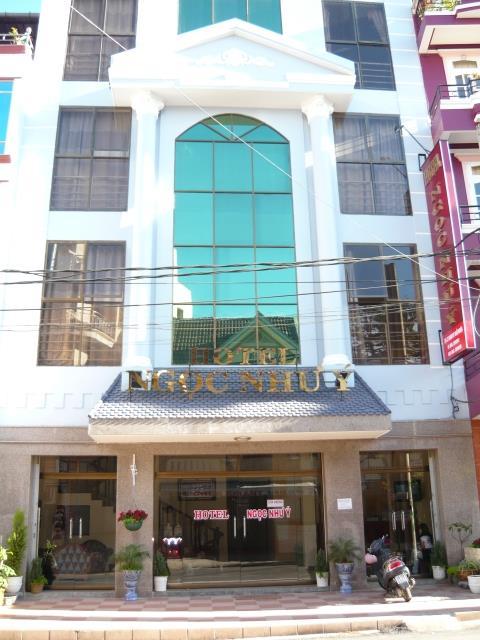 Địa chỉ khách sạn Ngọc Như Ý