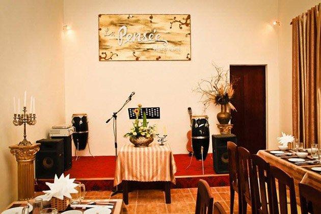 Giá phòng khách sạn La Pensee Đà Lạt
