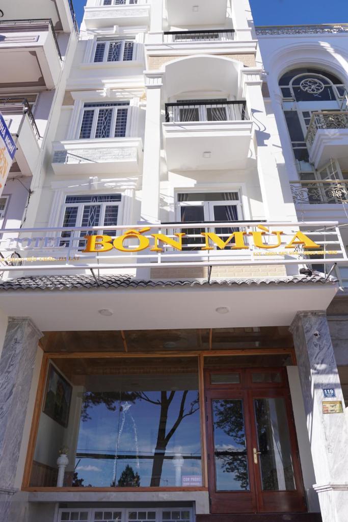 Hotel Bốn Mùa Đà Lạt