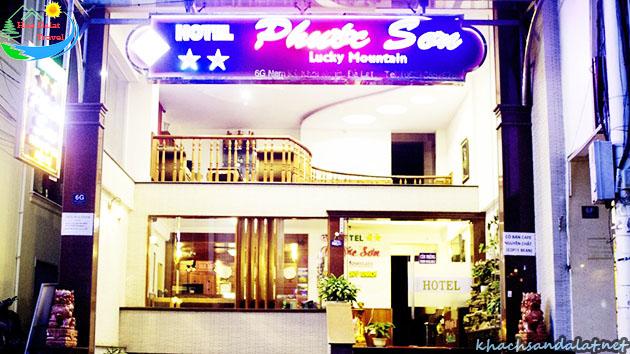 Hotel Phước Sơn Đà Lạt
