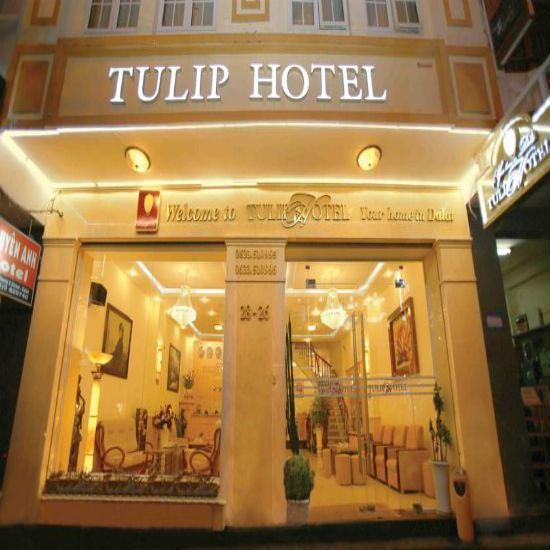 khách sạn 2 sao gần trung tâm thành phố Đà Lạt
