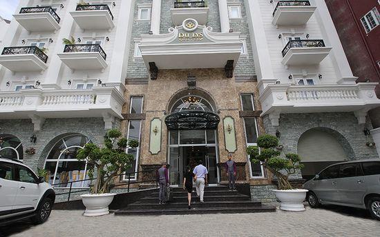 Khách sạn 3 sao đường Nam Kỳ Khởi Nghĩa