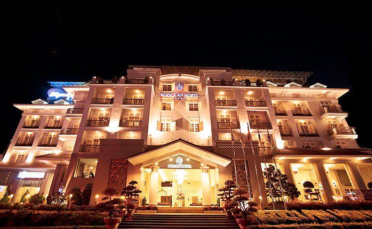 Khách sạn 3 sao gần hồ Xuân Hương Đà Lạt