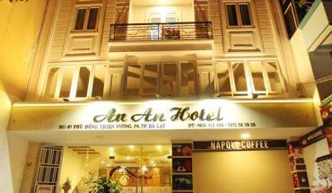 Khách sạn an an Đà Lạt