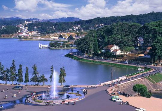 Khách sạn Đà Lạt giá rẻ gần hồ Xuân Hương