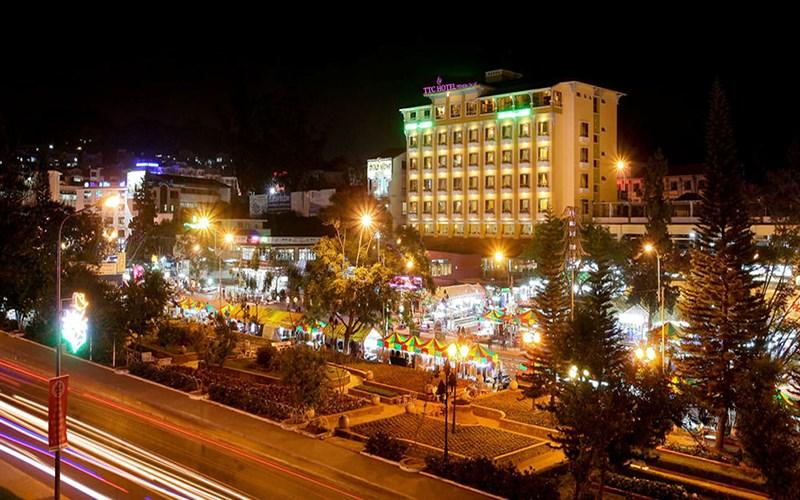 Khách sạn đẹp ở Đà Lạt gần trung tâm