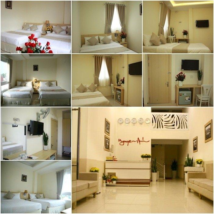 Khách sạn đường Bùi Thị Xuân