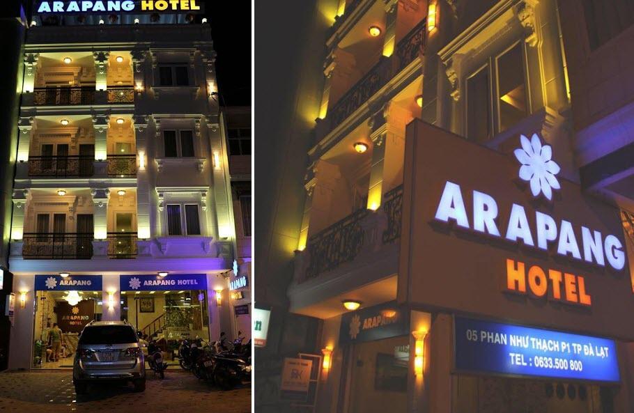 Khách sạn gần trung tâm giá rẻ