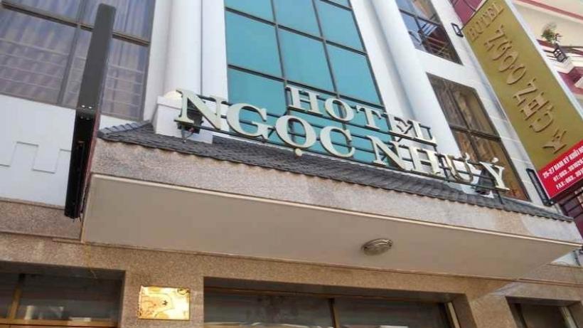 khách sạn nằm trên đường nam kỳ