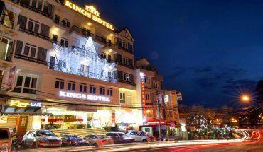 Khách sạn trên đường Bùi Thị Xuân Đà Lạt