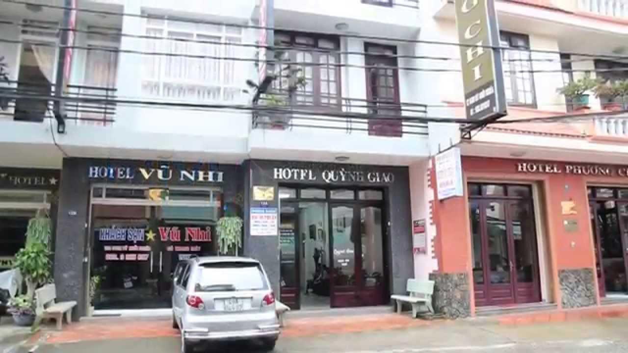 Khách sạn trên đường Nam Kỳ Khởi Nghĩa Đà Lạt