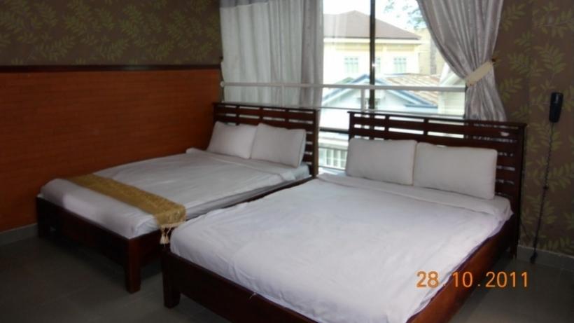 Phòng 4 người khách sạn Ngọc Như Ý Đà Lạt