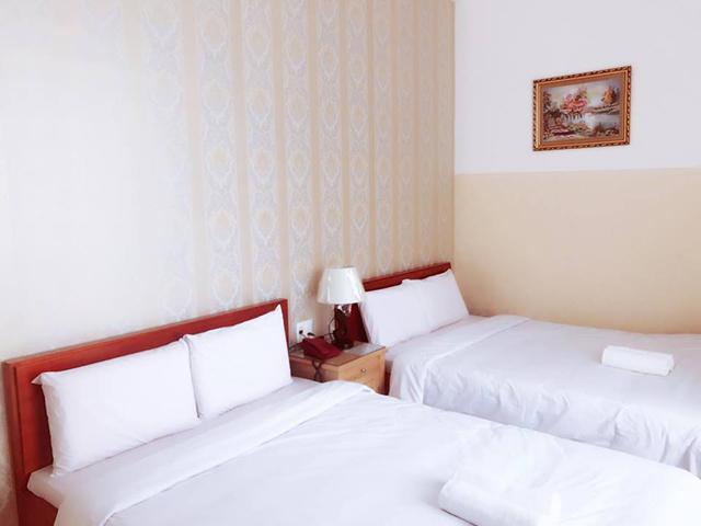 Phòng 4 người khách sạn Thảo Trâm Đà Lạt