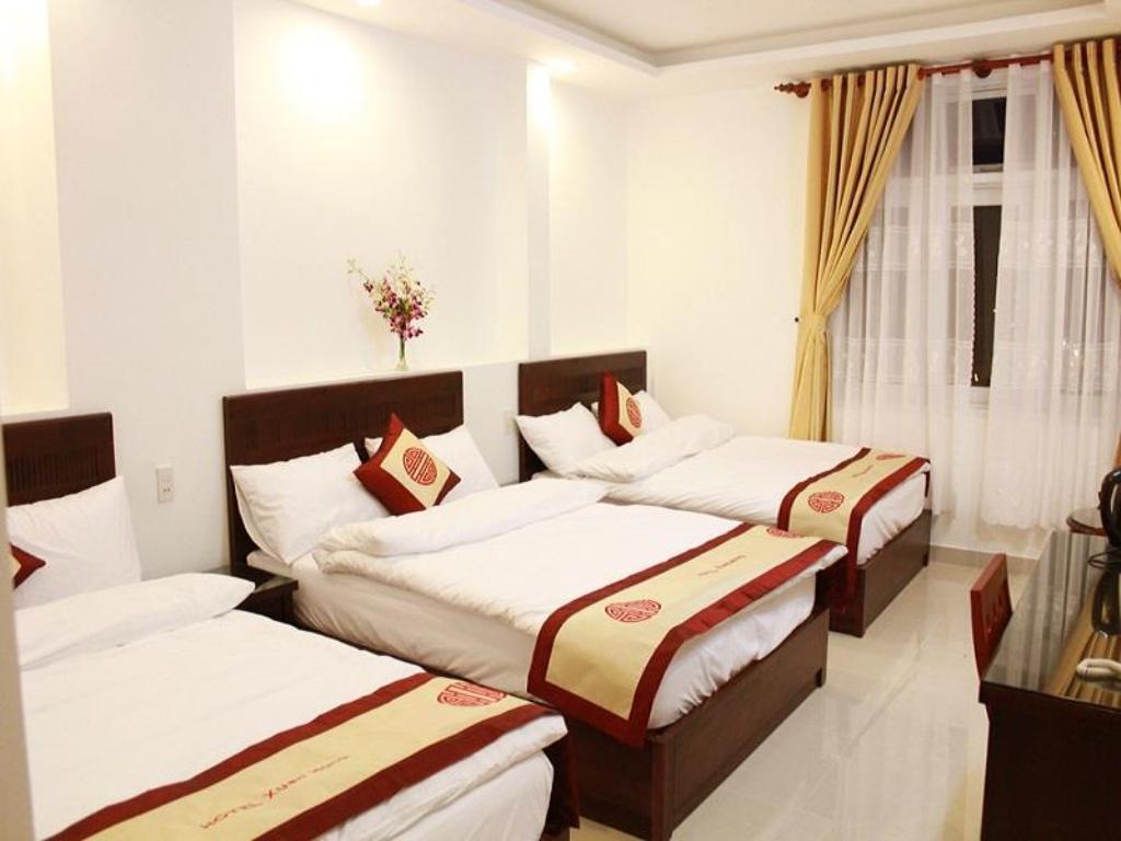 phòng Family Room Xuân Hồng Hotel
