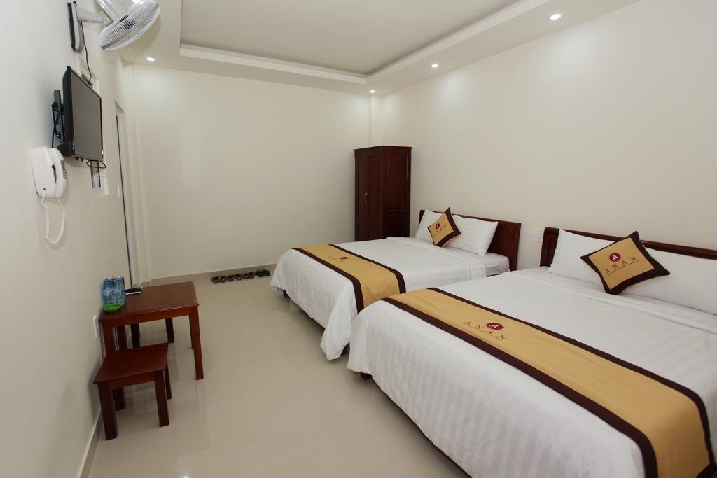Phòng cở king khách sạn an an Đà Lạt