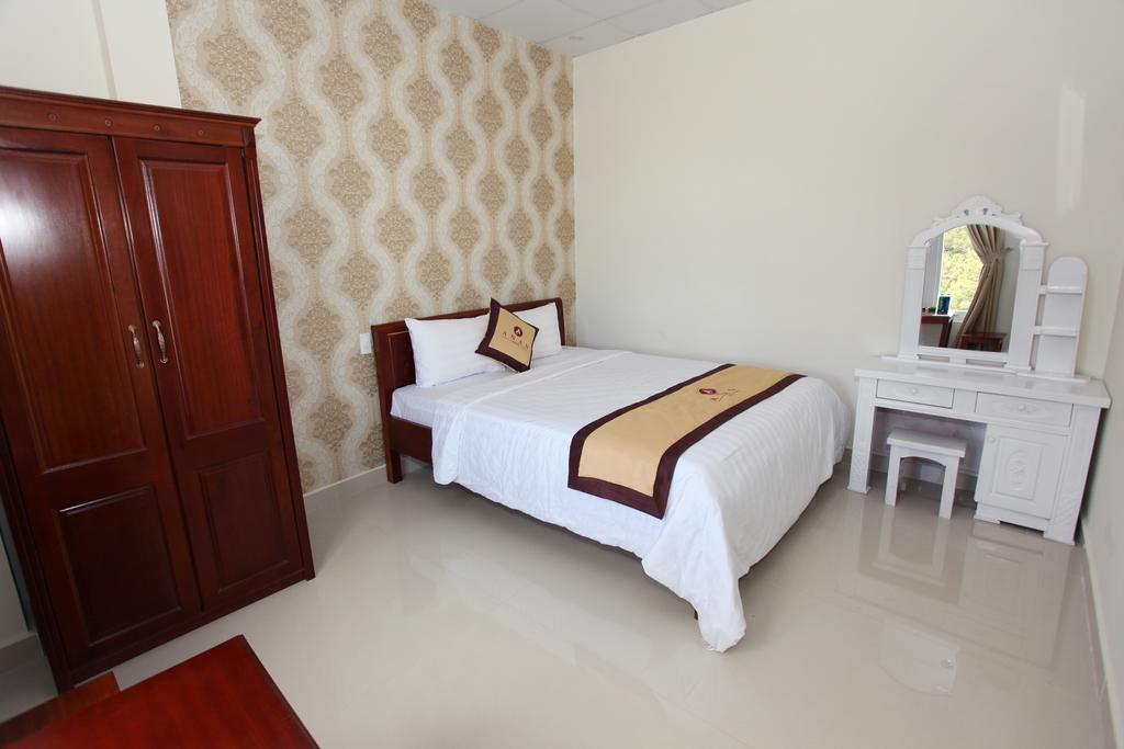 phòng deluxe Giường đôi khách sạn An An