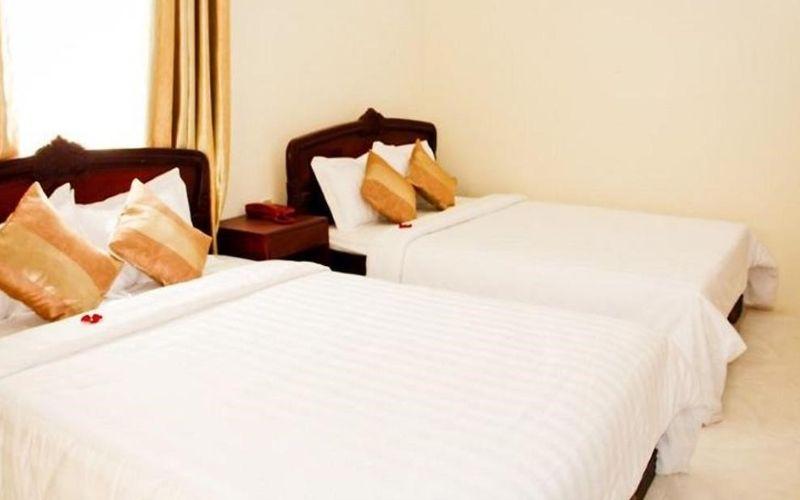 Phòng đôi La Pensee Hotel