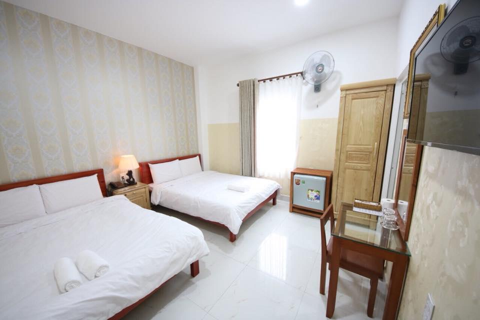 Phòng khách sạn Thảo Trâm Đà Lạt