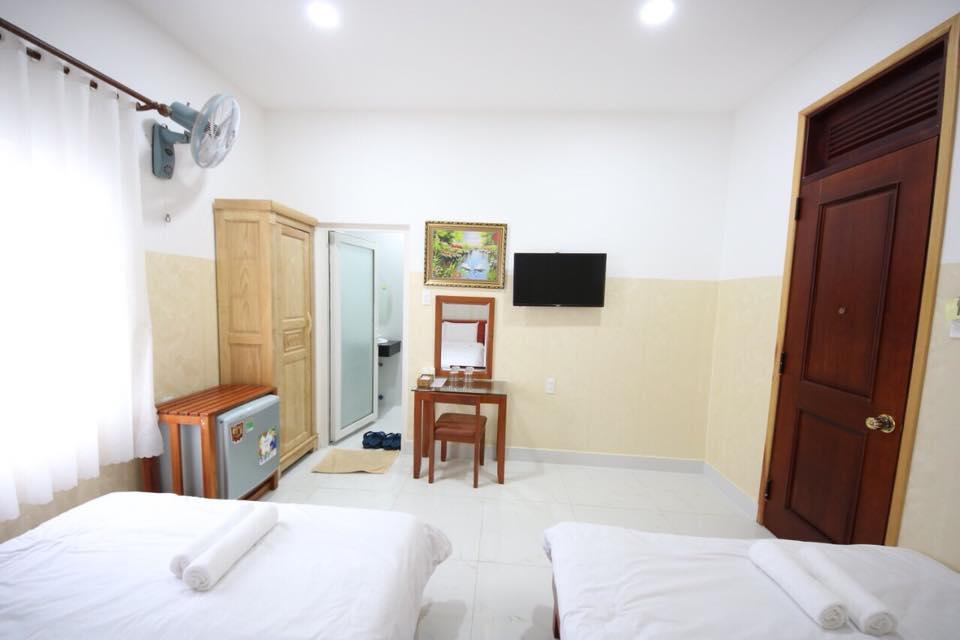 Phòng khách sạn Thảo Trâm