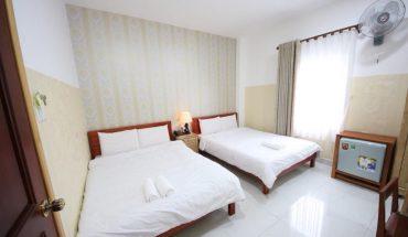 Phòng ở khách sạn Thảo Trâm