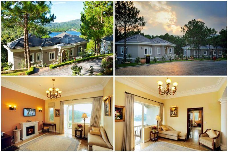 Review khách sạn 5 sao DaLat Edensee Lake Resort & Spa