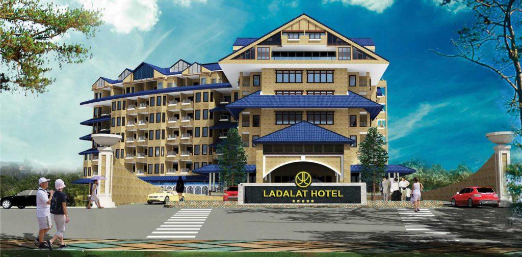 Review khách sạn 5 sao Đà Lạt