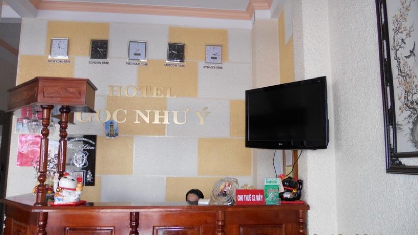 Số điện thoại khách sạn Ngọc Như Ý