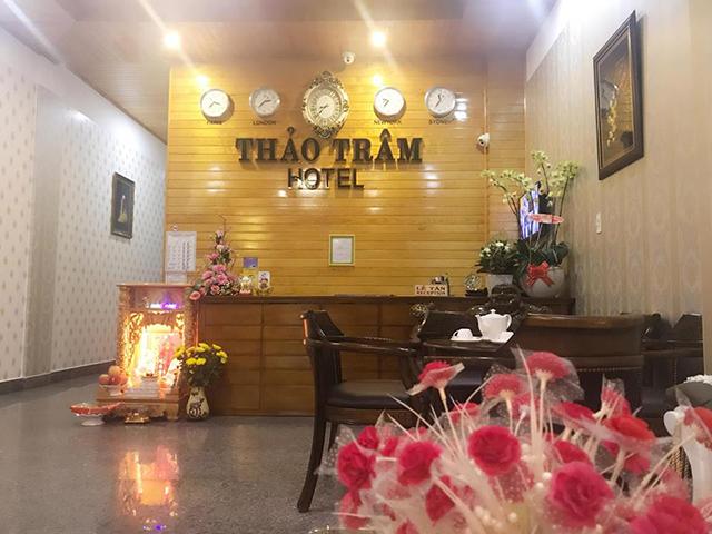 Số điện thoại khách sạn Thảo Trâm Đà Lạt