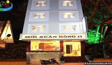 Số điện thoại khách sạn Xuân Hồng 2 Đà Lạt
