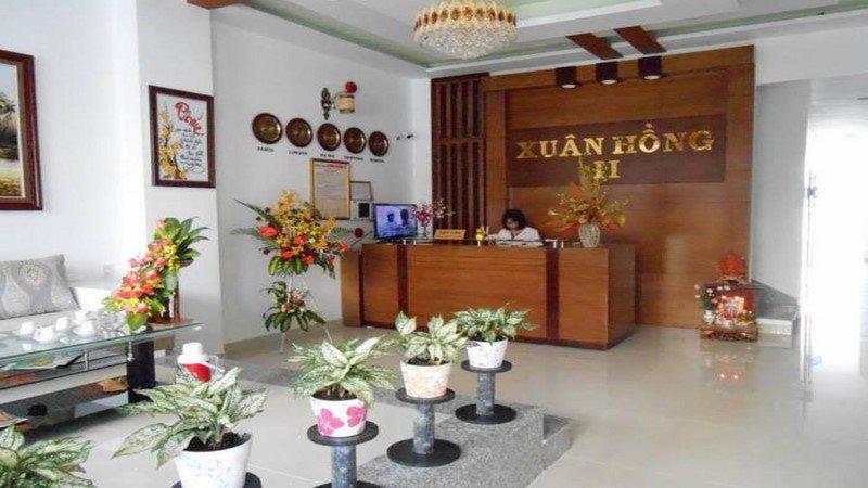 Số điện thoại khách sạn Xuân Hồng Đà Lạt