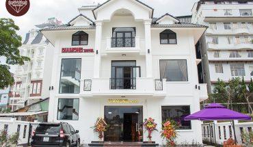 Danh sách khách sạn mới xây Đà Lạt