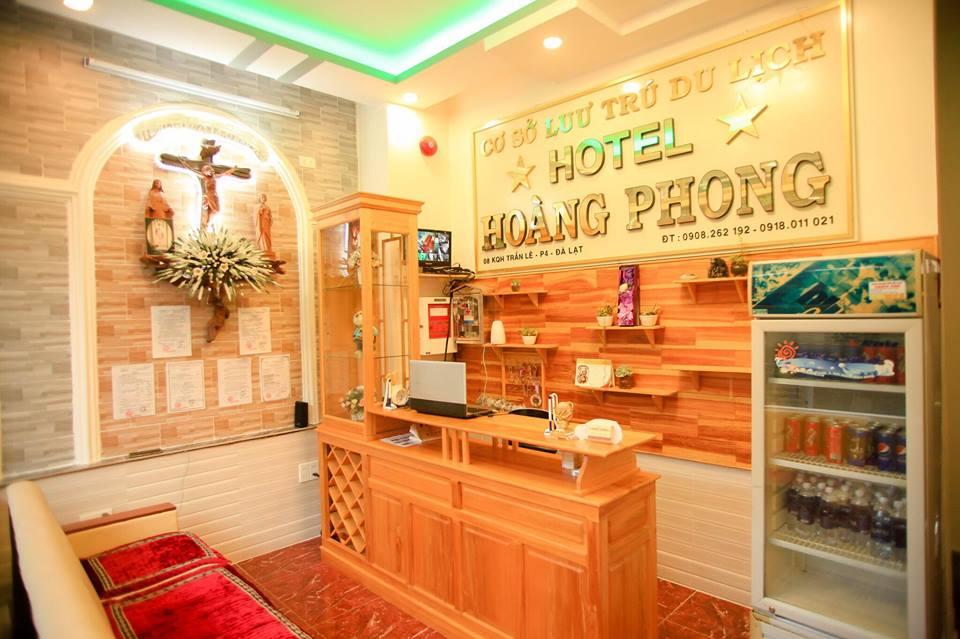 Khách sạn 1 sao mới xây Đà Lạt