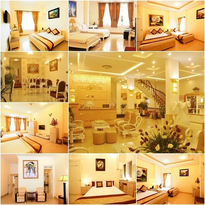 Khách sạn 2 sao đường Nguyễn Chí Thanh