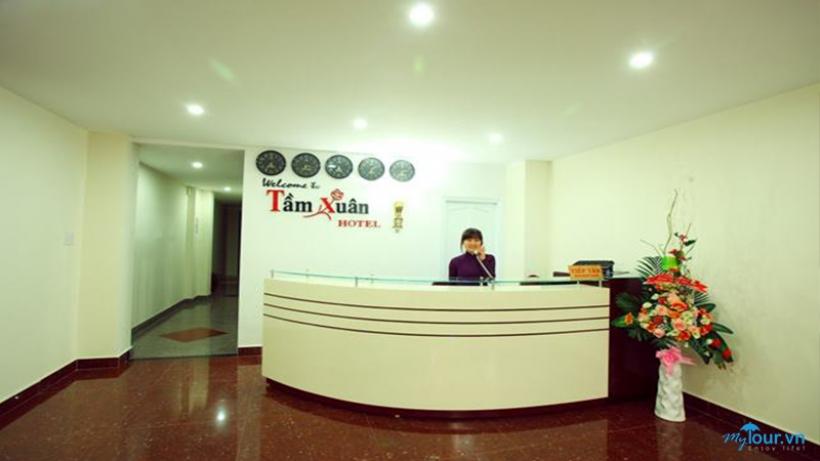 Khách sạn 3 sao đường Hải Thượng