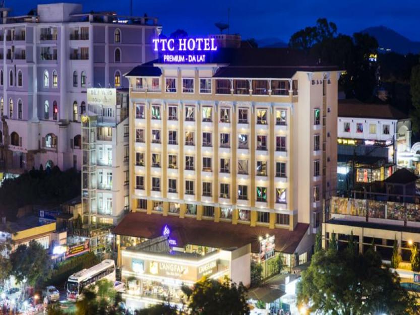 Khách sạn 4 sao Đà Lạt đường Nguyễn Thị Minh Khai
