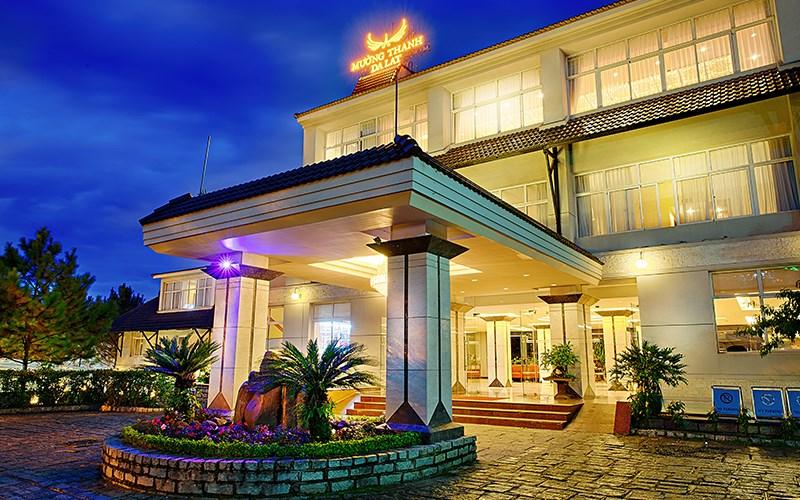 Khách sạn 4 sao đường Phan Bội Châu Đà Lạt