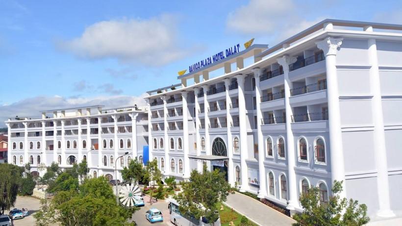 Khách sạn 5 sao mới xây Đà Lạt