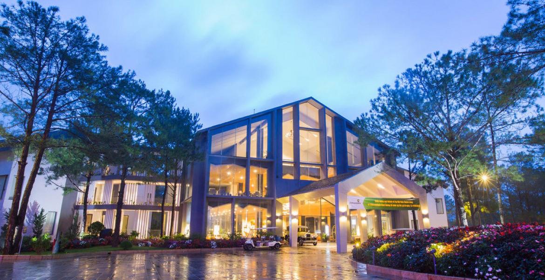 Khách sạn Đà Lạt đẹp