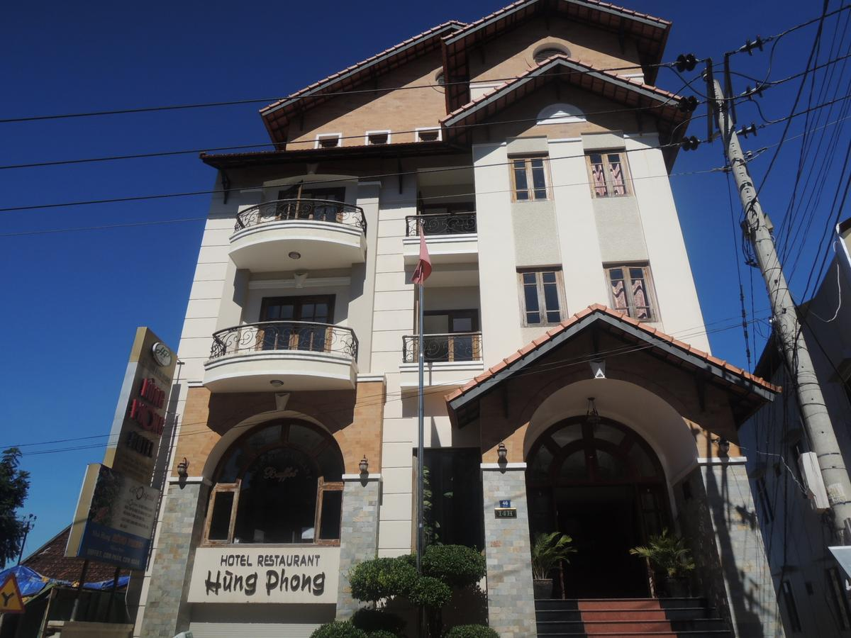 Khách sạn Đà Lạt đường Hà Huy Tập