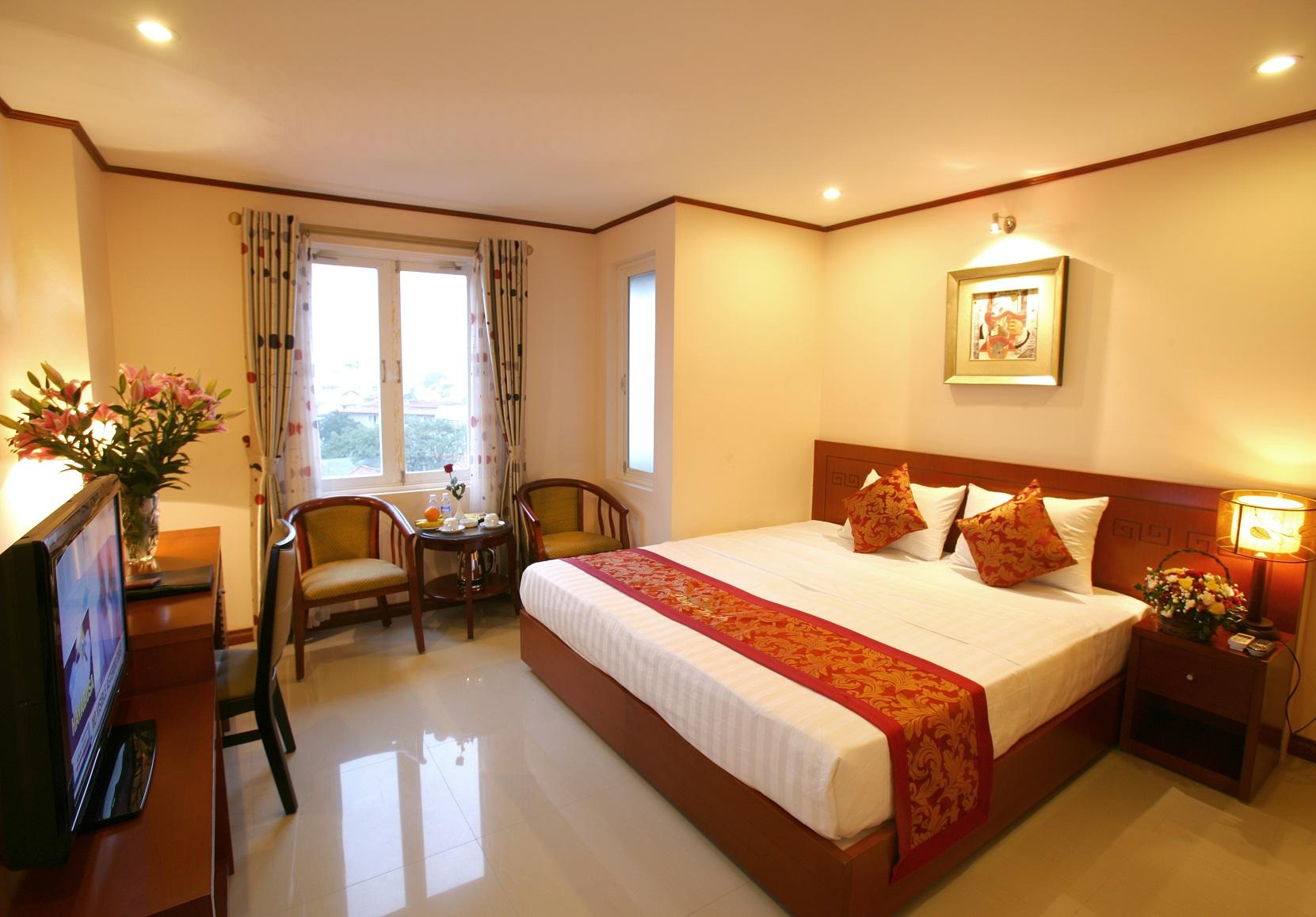 Khách sạn Đà Lạt đường Hải Thượng