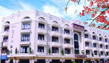 Khách sạn Đà Lạt đường Phan đình Phùng