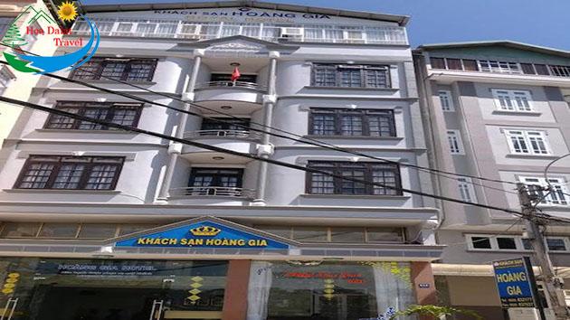 Khách sạn Đà Lạt giá rẻ đường Nguyễn Chí Thanh