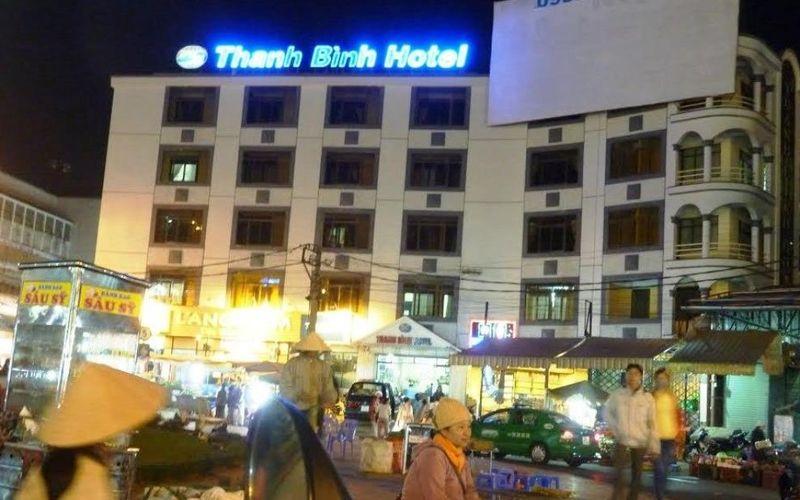 Khách sạn Đà Lạt trên đường Nguyễn Thị Minh Khai